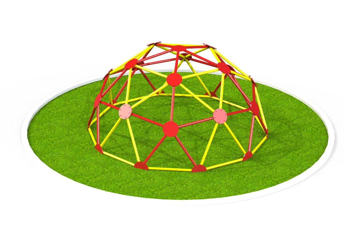 JU-06 Geodésica - Optimus Juegos Infantiles